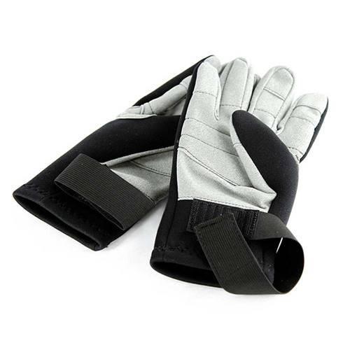 Sigalsub guantes alcantara negros