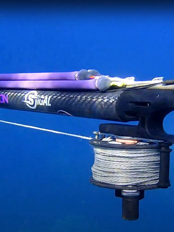 Carretes de Pesca Submarina