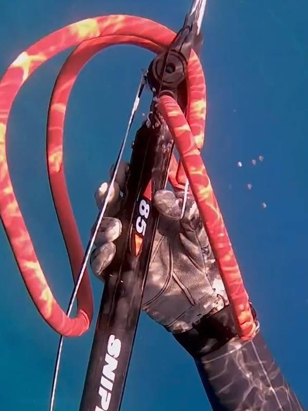 Recambios para el fusil de pesca submarina