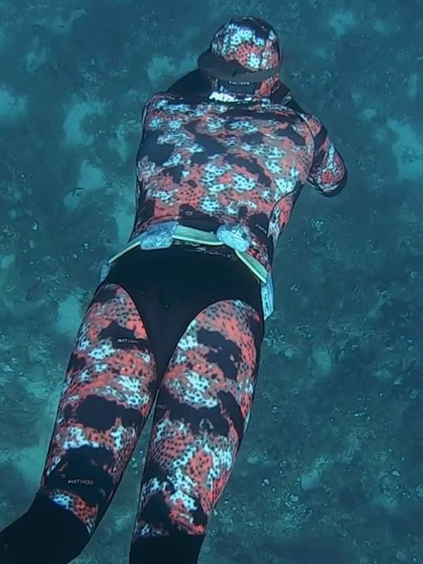 Trajes pesca submarina