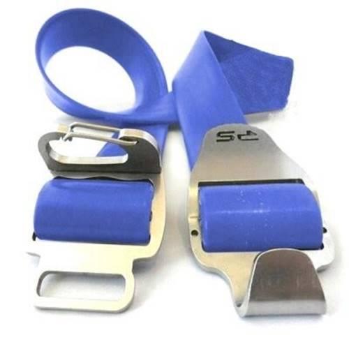Paulasub Cinturón Old School Azul