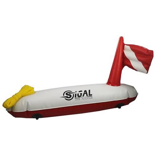Sigalsub Torpedo Siluro